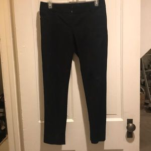 Black business casual pants